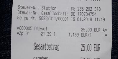 SB Tankstelle in Lintel Stadt Osterholz-Scharmbeck