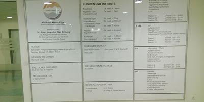 St. Josef Hospital in Bad Driburg