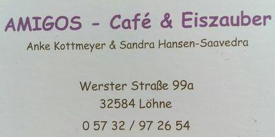 Amigos Café und Eiszauber in Löhne