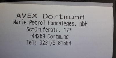 AVEX Marle Petrol Handelsgesellschaft mbH in Dortmund
