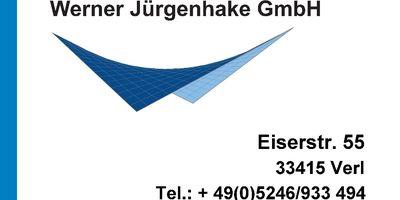 Textile Sonnenschutz-Technik Werner Jürgenhake GmbH in Verl