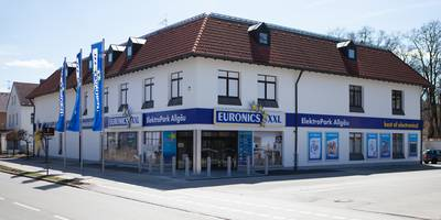 ElektroPark Allgäu EURONICS XXL in Kaufbeuren