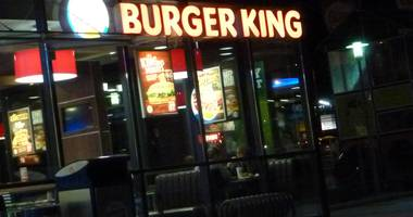 Burger King in Bad Tölz