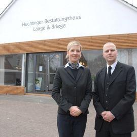 Huchtinger Bestattungshaus Laage & Briege in Bremen