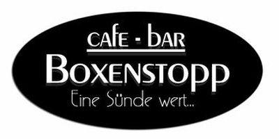 Café & Bar Boxenstopp in Bad Marienberg im Westerwald