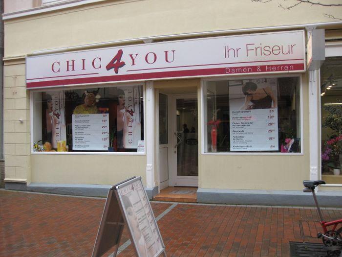 CHIC4YOU Ihr Friseur - 1 Bewertung - Elmshorn - Marktstr ...Friseur Elmshorn