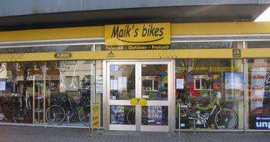 Maik's bikes Fahrrad-Outdoor-Freizeit in Uetersen