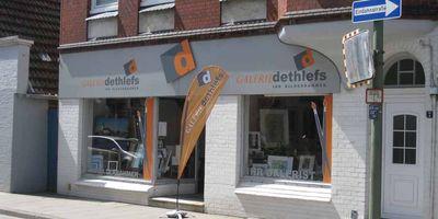 Kunsthandlung Galerie Dethlefs in Elmshorn