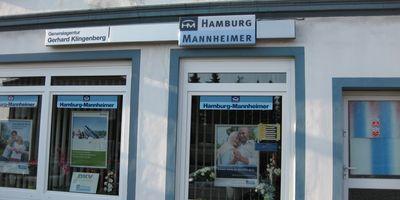 Klingenberg Gerhard Versicherung in Uetersen