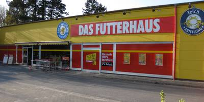 Das Futterhaus Franchise-GmbH & Co. KG in Uetersen