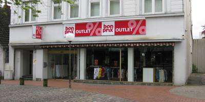 Bon Prix Outlet in Uetersen