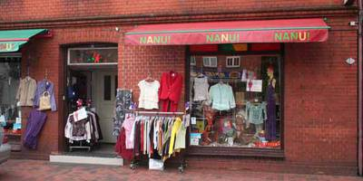 Nanu Second Hand Shop in Barmstedt