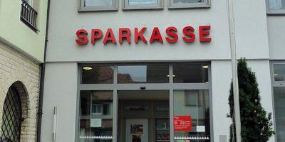 Stadt- und Kreissparkasse Erlangen Höchstadt Herzogenaurach in Baiersdorf in Mittelfranken