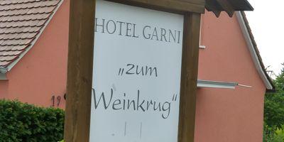 Zum Weinkrug, Hotel garni in Sommerhausen