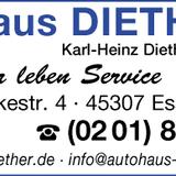 Autohaus Diether-Karl Heinz Diether GmbH in Essen
