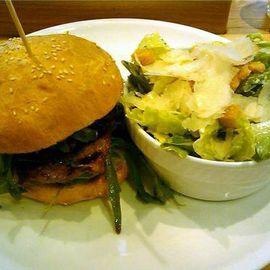 Die Kuh die lacht - Burgerbar in Frankfurt am Main