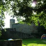 Campingplatz & Naturbad Burg Wallenstein, Burg Wallenstein GmbH in Knüllwald