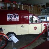 Deutsches Fahrzeugmuseum Fichtelberg in Fichtelberg
