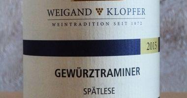 Weinhaus Weigand & Klopfer GmbH & Co. KG in Bad Kreuznach