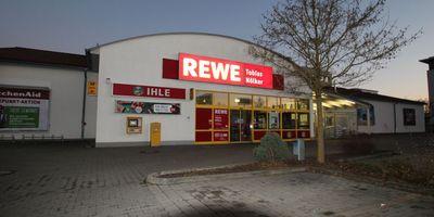 REWE in Puchheim in Oberbayern