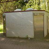 WC-Anlage am Busbahnhof (gebührenfreie Kundentoilette) in Apolda