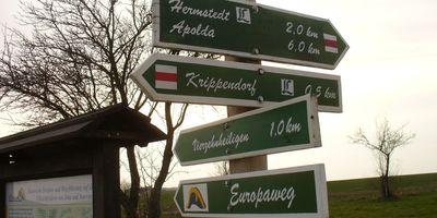Bockwindmühle Krippendorf – Denkmal im Gönnatal in Krippendorf Stadt Jena