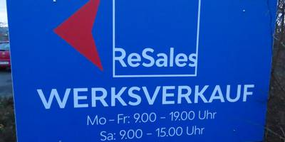 Resales – Secondhand-Shop in Oberroßla Stadt Apolda