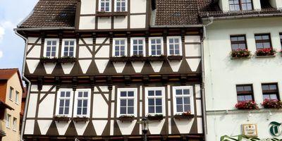 Tourist-Information Bad Frankenhausen in Bad Frankenhausen am Kyffhäuser