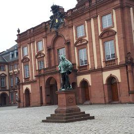 Schloss Mannheim in Mannheim