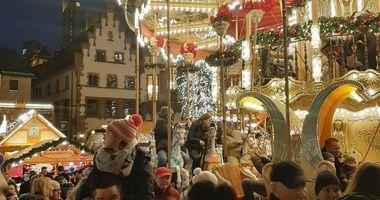 Weihnachtsmarkt Frankfurt an der Hauptwache in Frankfurt am Main