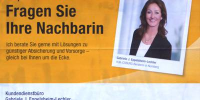 HUK-COBURG Versicherung GabrieleJ. Eppelsheim-Lechler in Nürnberg in Nürnberg