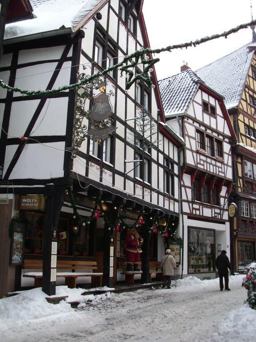 Wolfsschlucht Hotel Restaurant In Bad Münstereifel In Das örtliche