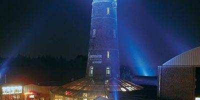 Cinetower Kinopark Alsdorf in Alsdorf im Rheinland