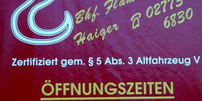 Oerter Wolfram Autoverwertung in Flammersbach Stadt Haiger