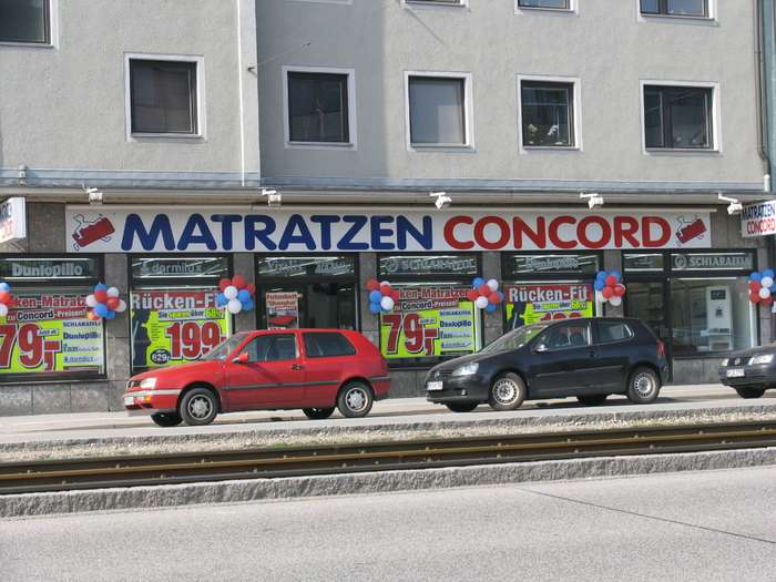 matratzen concord 3 bewertungen m nchen maxvorstadt dachauer str golocal. Black Bedroom Furniture Sets. Home Design Ideas