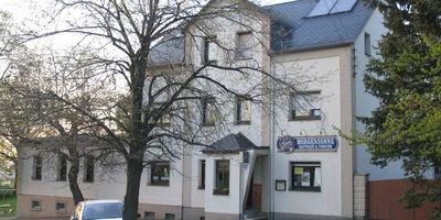 Gasthaus und Pension Morgensonne in Jahnsdorf im Erzgebirge
