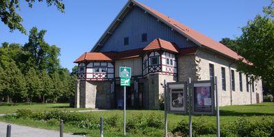 Meininger Museen Schloß Elisabethenburg Theatermuseum in Meiningen