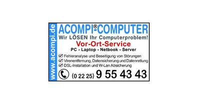 ACOMPI-Computer in Meckenheim im Rheinland