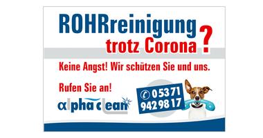 Alpha Clean ROHRREINIGUNG in Gifhorn