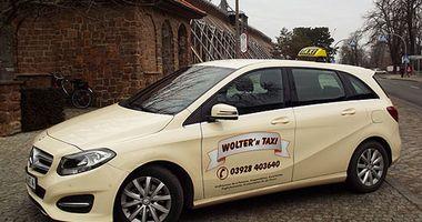 Wolter' n Taxi in Schönebeck an der Elbe