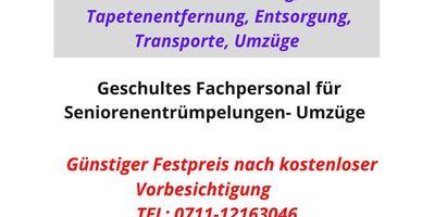 HBR-Entrümpelung-Umzüge in Stuttgart