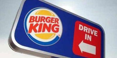 Burger King Restaurant in Wesel