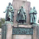 Reiterdenkmal in Köln