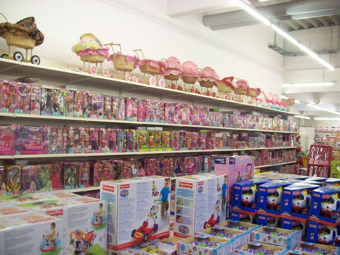 Spielzeugmarkt Niederfischbach
