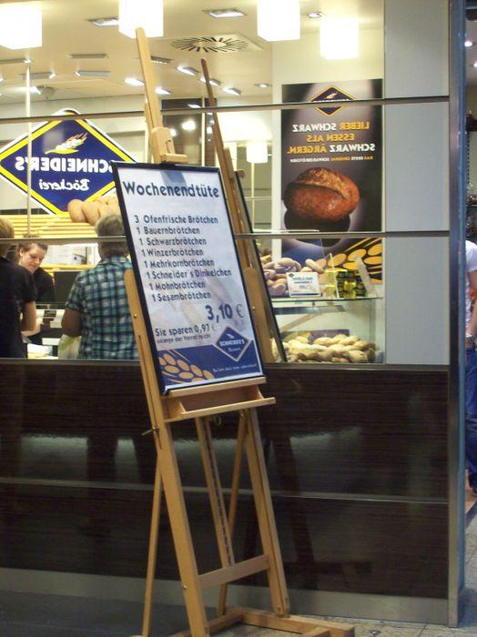 authentic huge inventory hot product Bilder und Fotos zu Schneider's Bäckerei in Siegen, Am Bahnhof