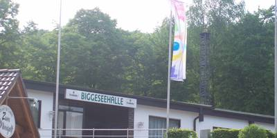 Biggeseehalle Sondern in Olpe am Biggesee