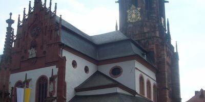 Stiftskirche St. Peter und Alexander in Aschaffenburg