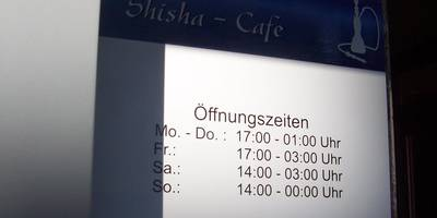 Moonwalk Shisha Bar&Cafe in Siegen