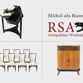 RSA Antiquitäten Wiesbaden Inh. R. Schmitz-Avila Kunsthandel in Wiesbaden