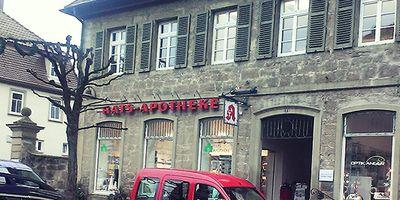Rats-Apotheke in Öhringen